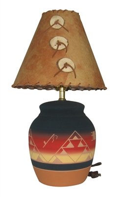 Ginger Lamp